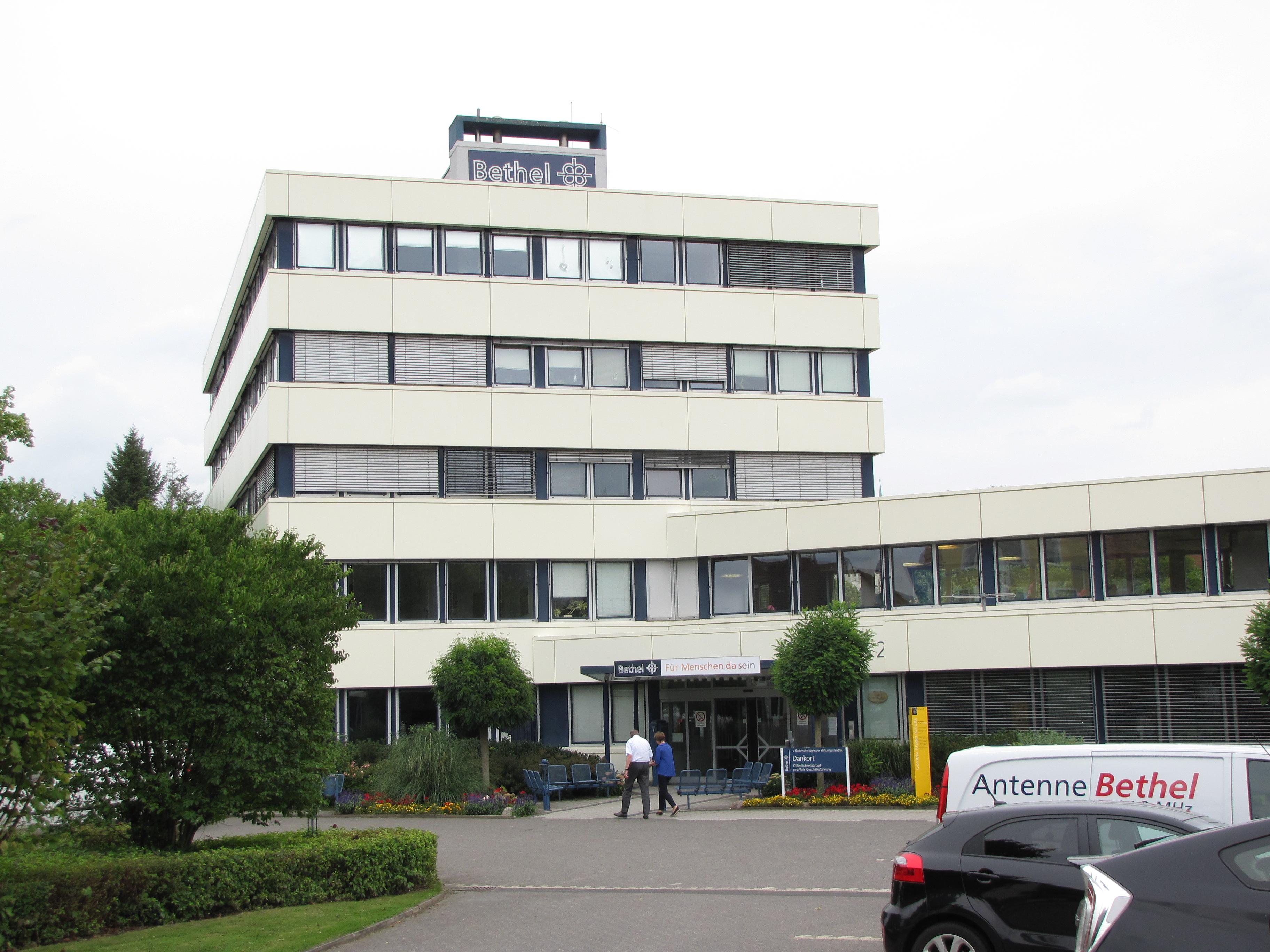Bethel Bielefeld Bodelschwingsche Anstalten Bielefeld NRW (1)