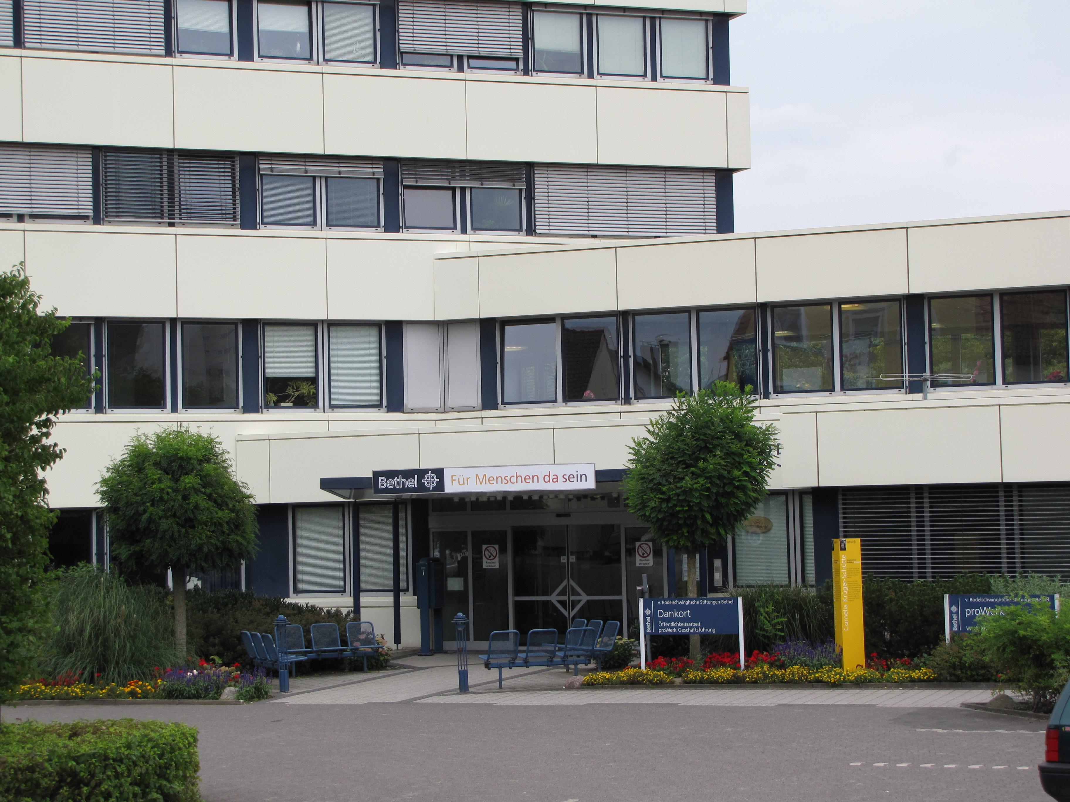 Bethel Bielefeld Bodelschwingsche Anstalten Bielefeld NRW (15)