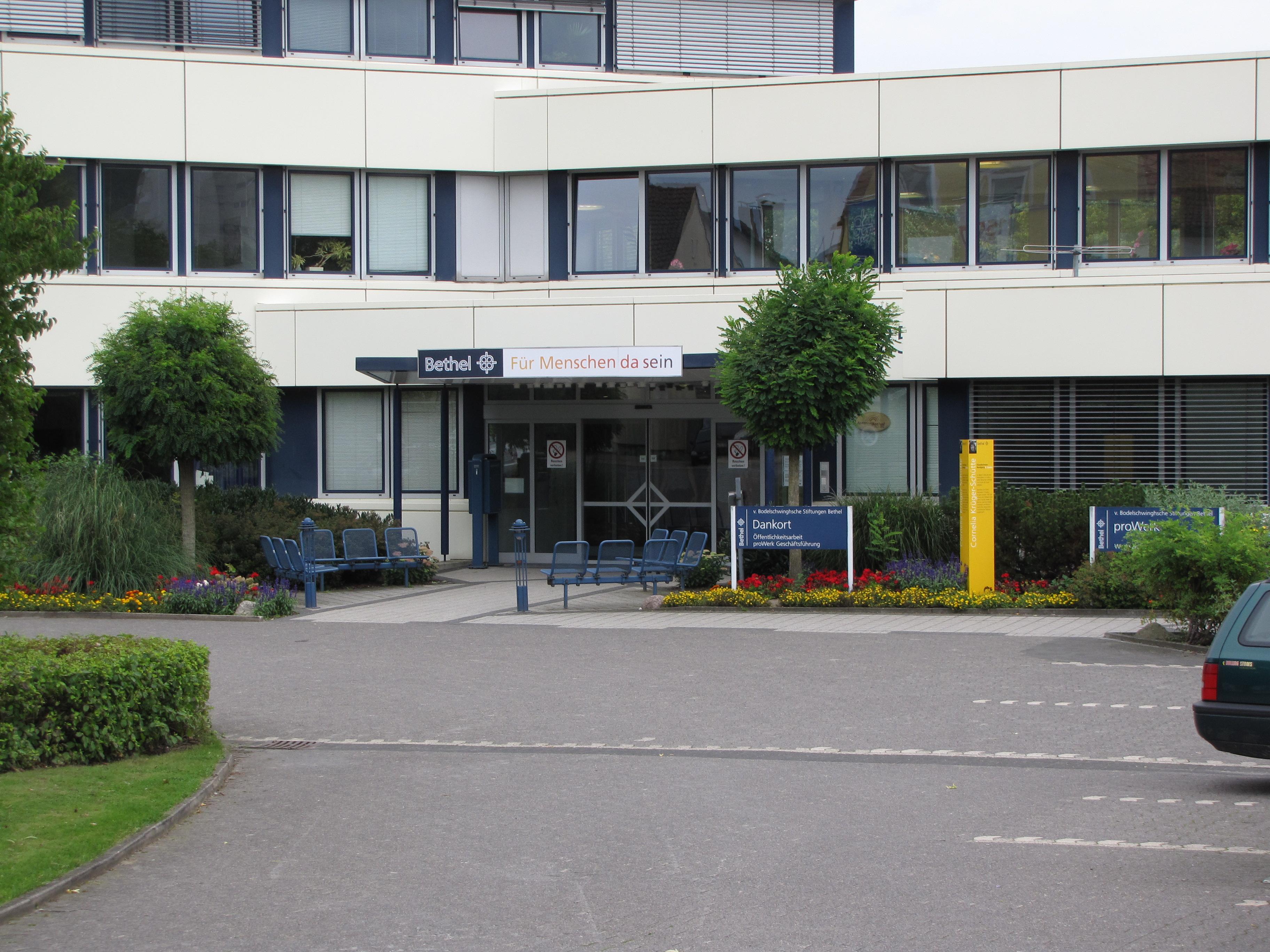 Bethel Bielefeld Bodelschwingsche Anstalten Bielefeld NRW (16)