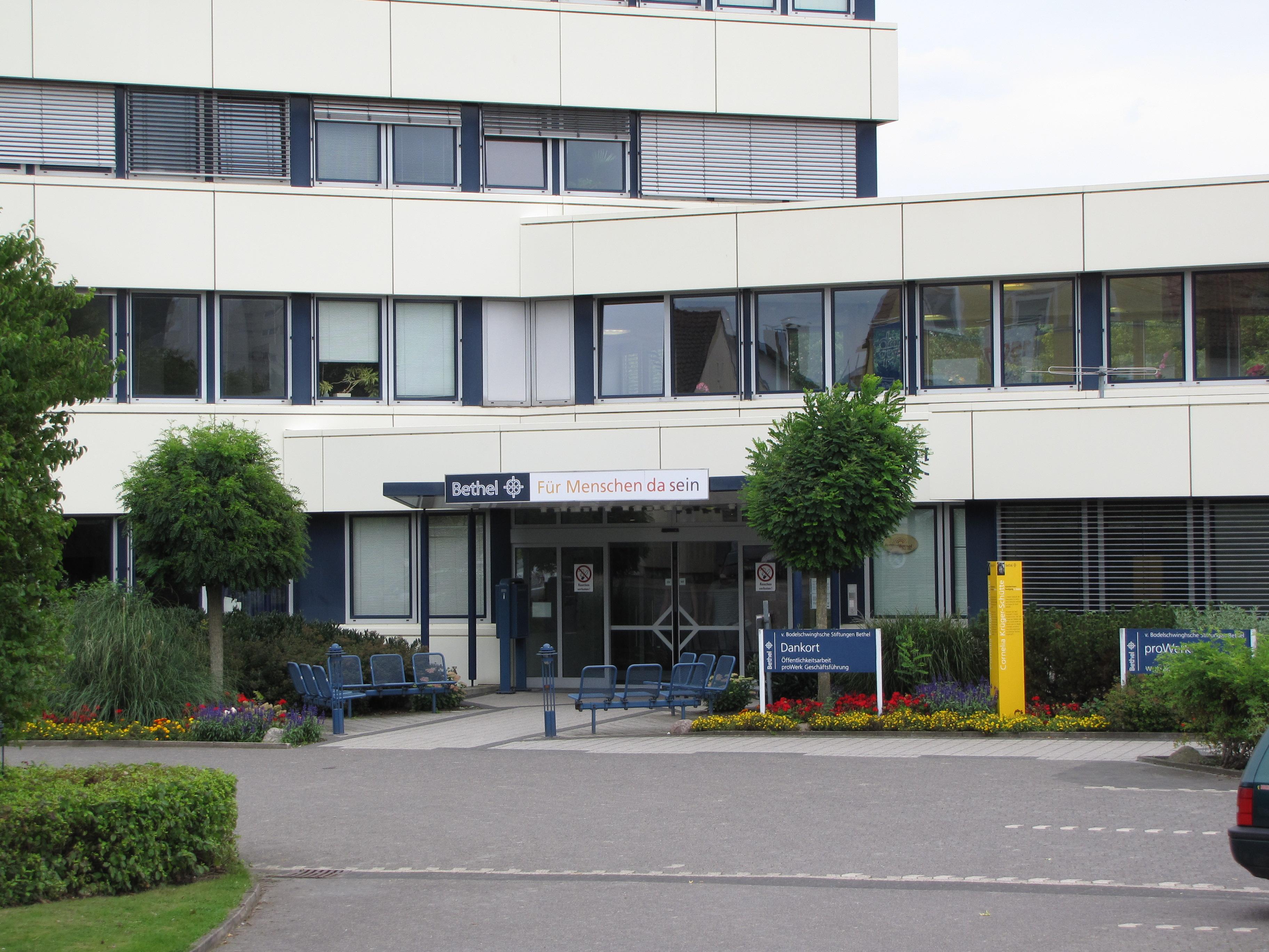 Bethel Bielefeld Bodelschwingsche Anstalten Bielefeld NRW (17)