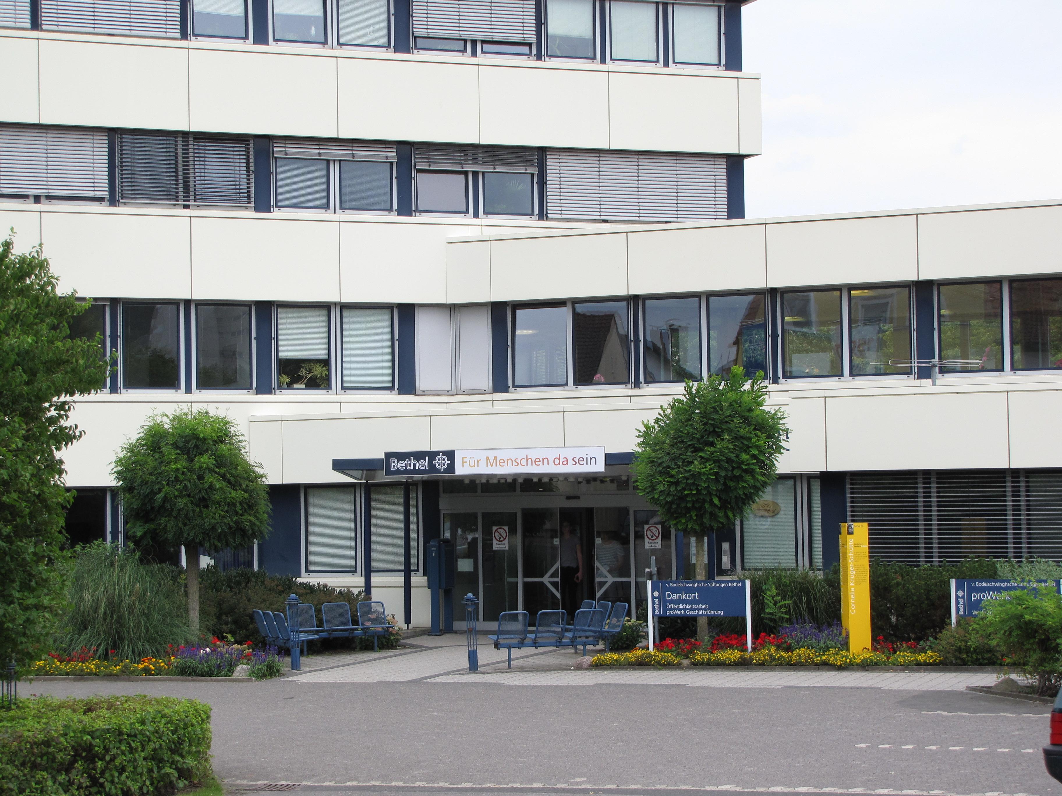 Bethel Bielefeld Bodelschwingsche Anstalten Bielefeld NRW (18)