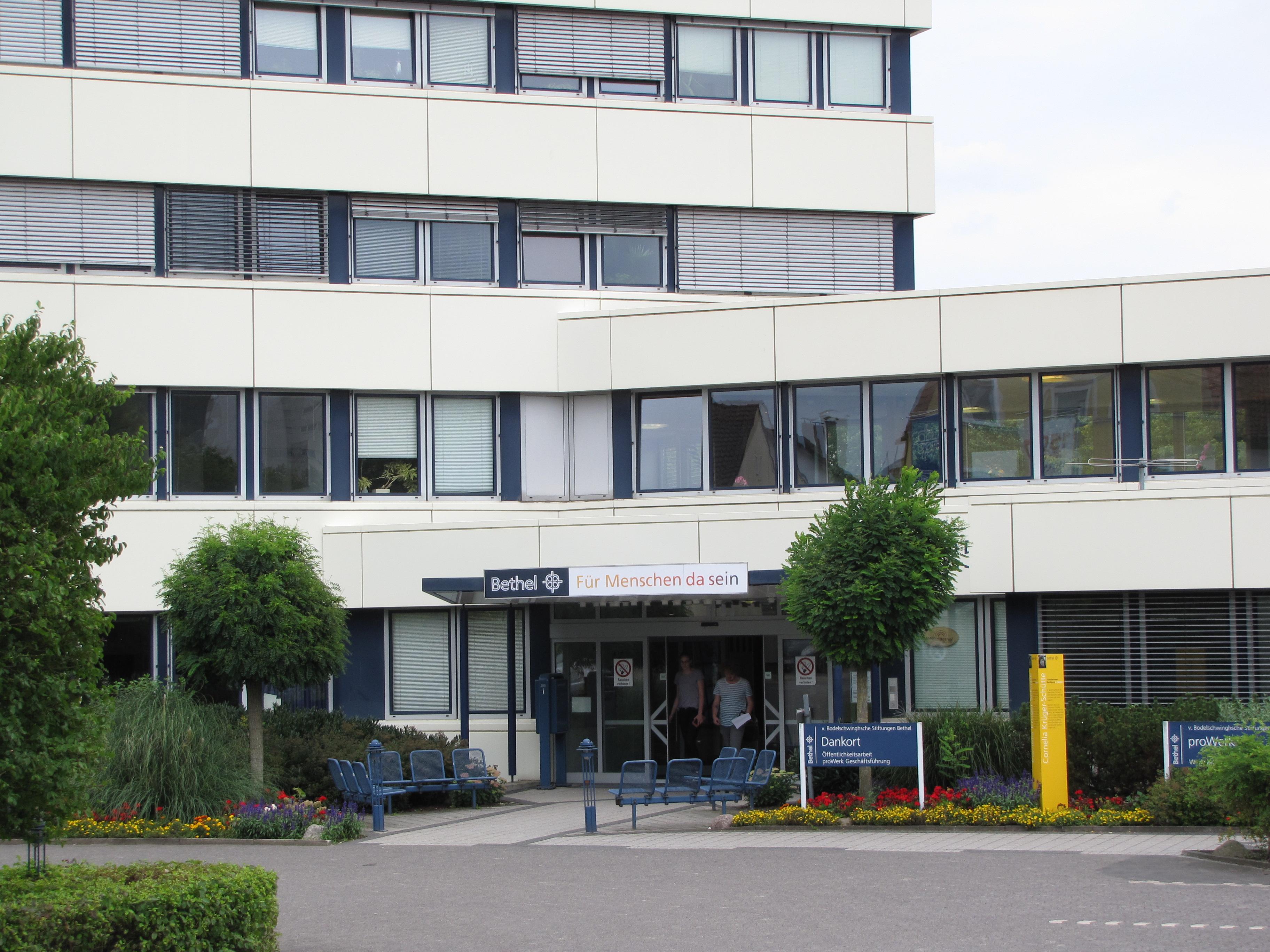 Bethel Bielefeld Bodelschwingsche Anstalten Bielefeld NRW (19)