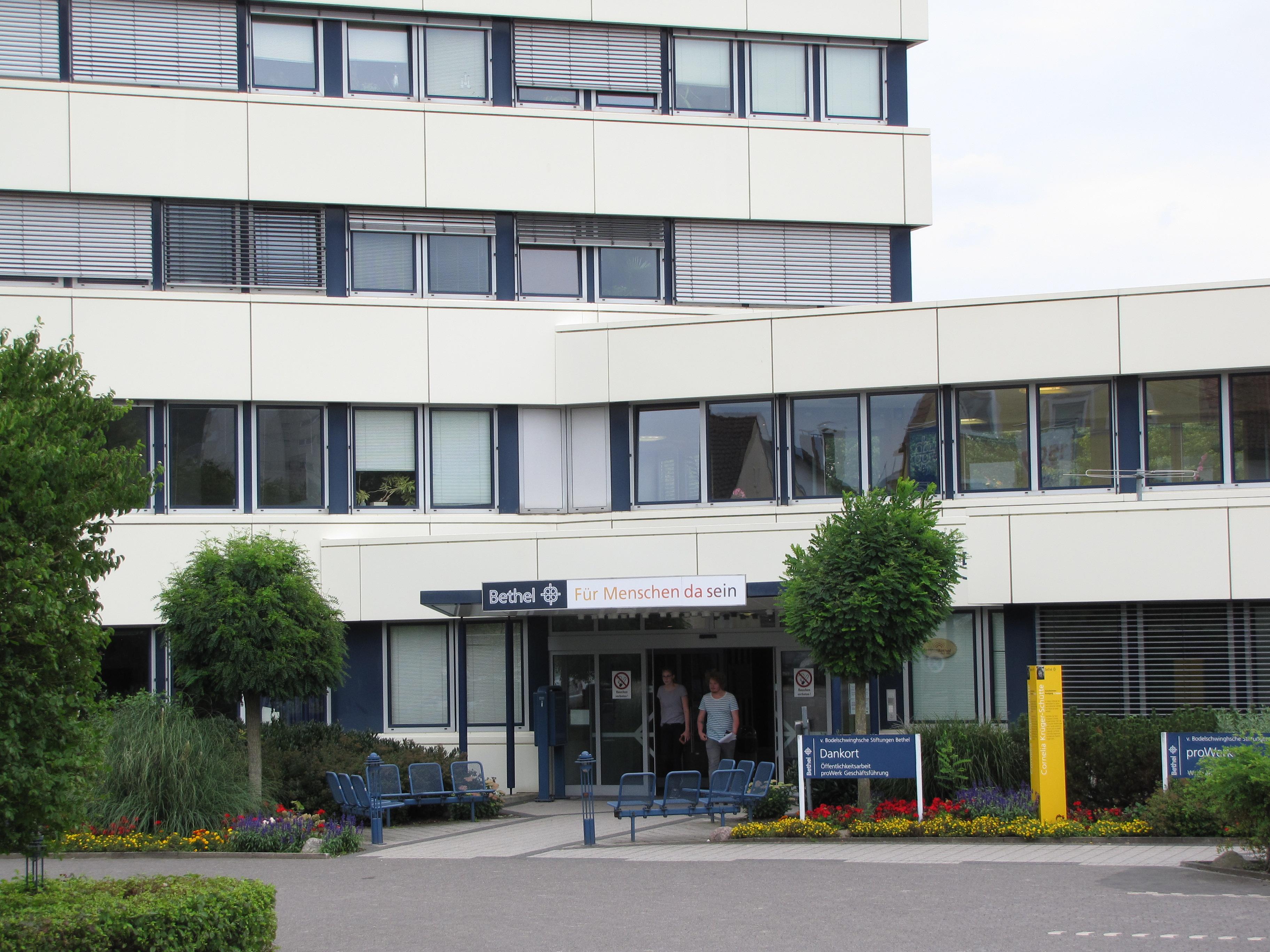 Bethel Bielefeld Bodelschwingsche Anstalten Bielefeld NRW (20)