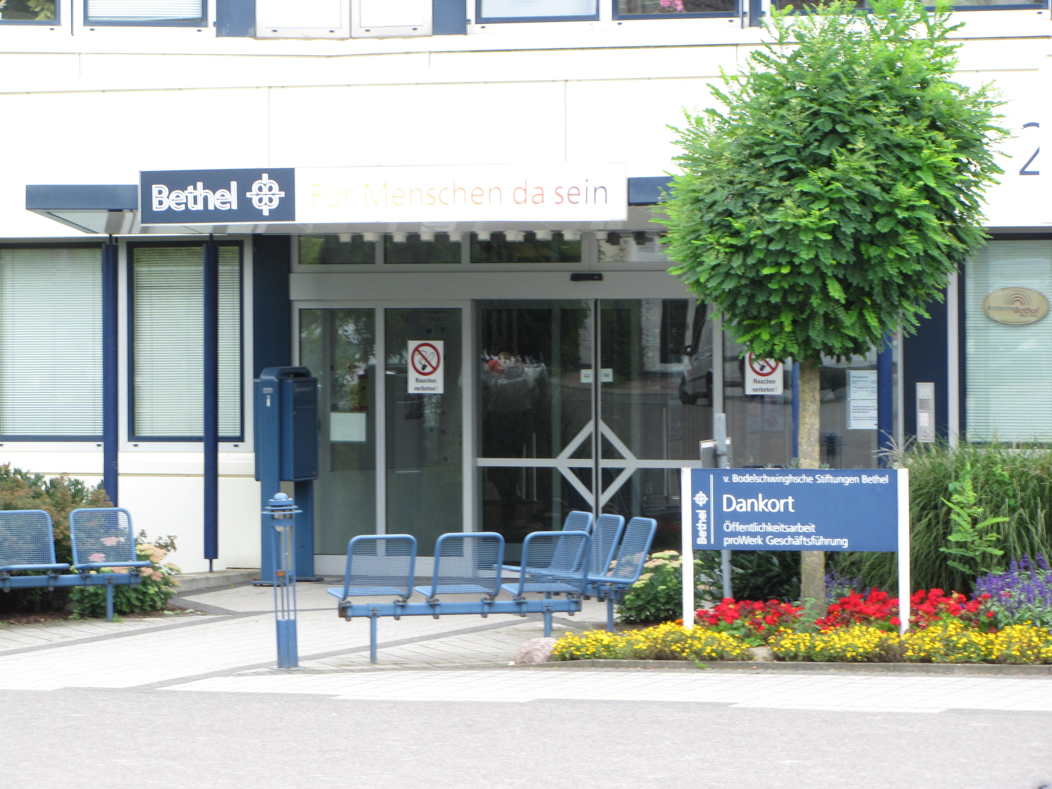 Bethel Bielefeld Bodelschwingsche Anstalten Bielefeld NRW (3)