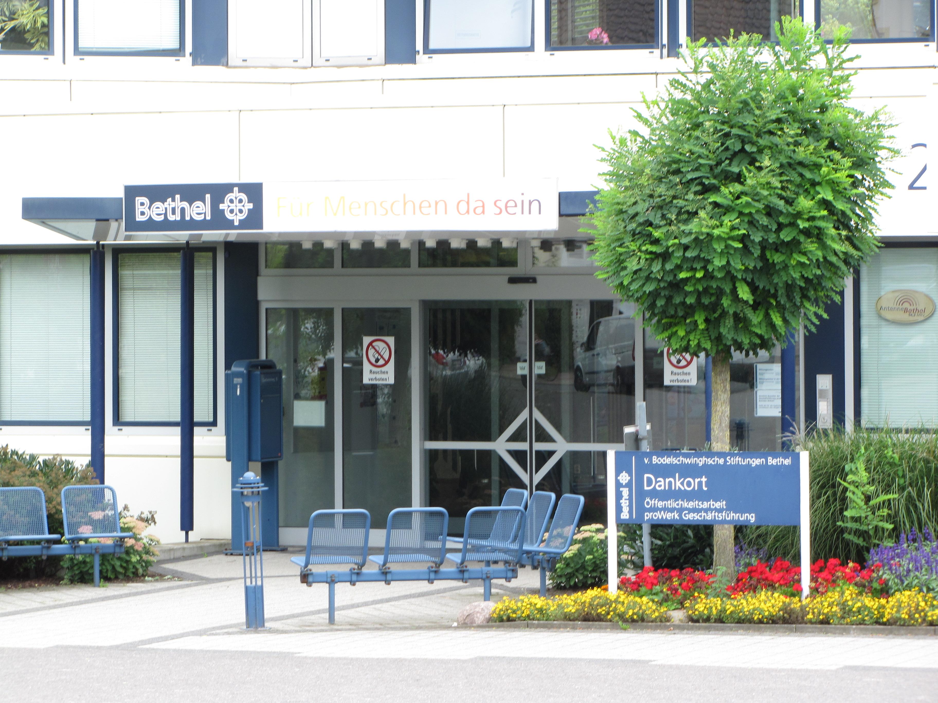 Bethel Bielefeld Bodelschwingsche Anstalten Bielefeld NRW (4)