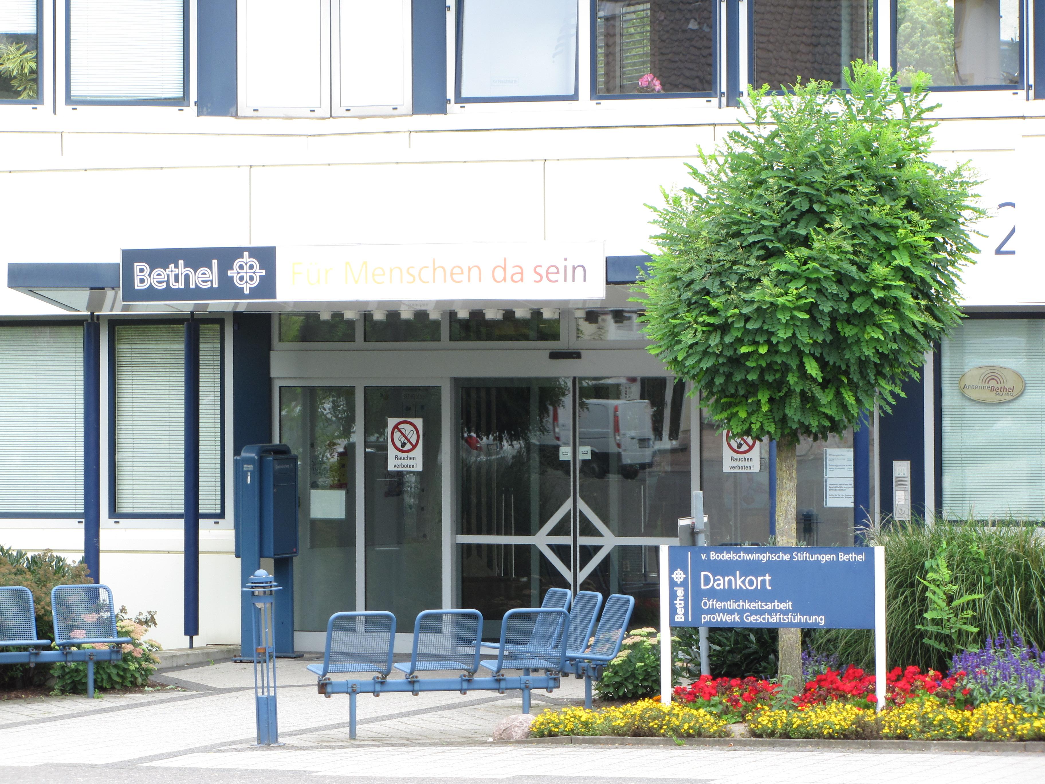 Bethel Bielefeld Bodelschwingsche Anstalten Bielefeld NRW (6)