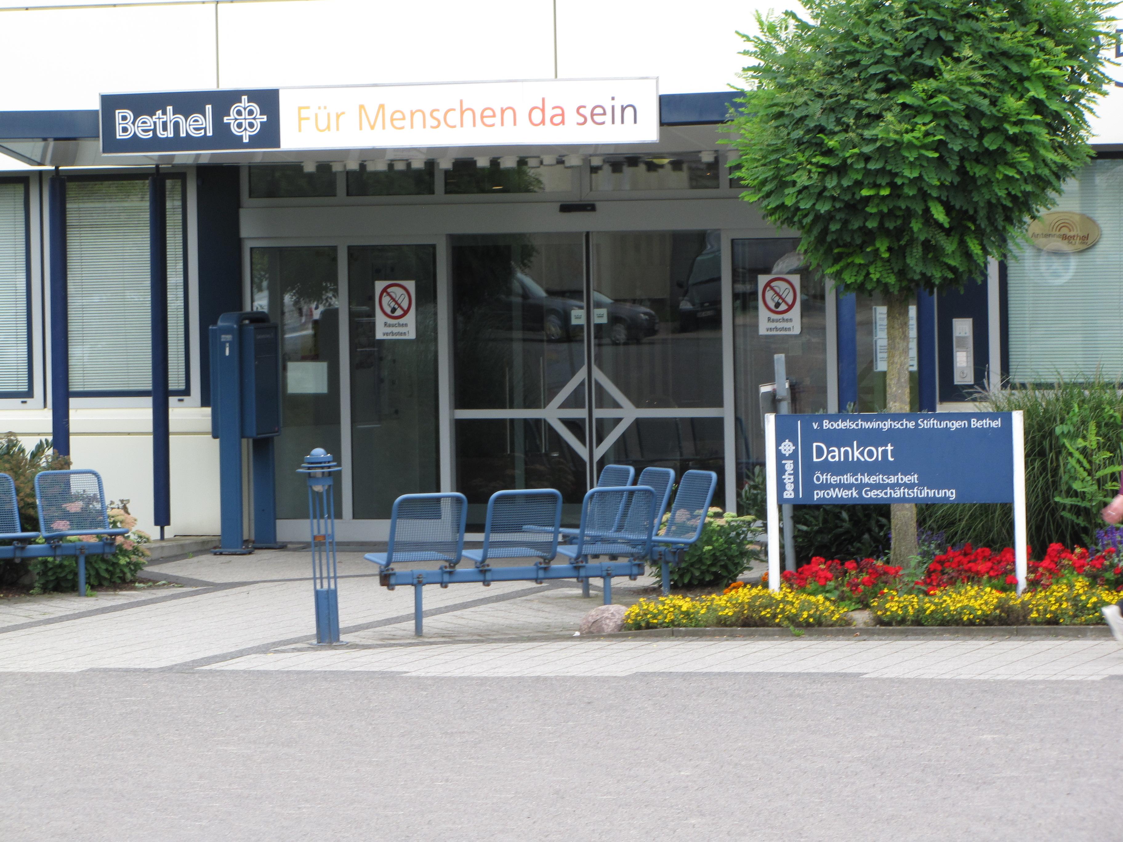 Bethel Bielefeld Bodelschwingsche Anstalten Bielefeld NRW (9)