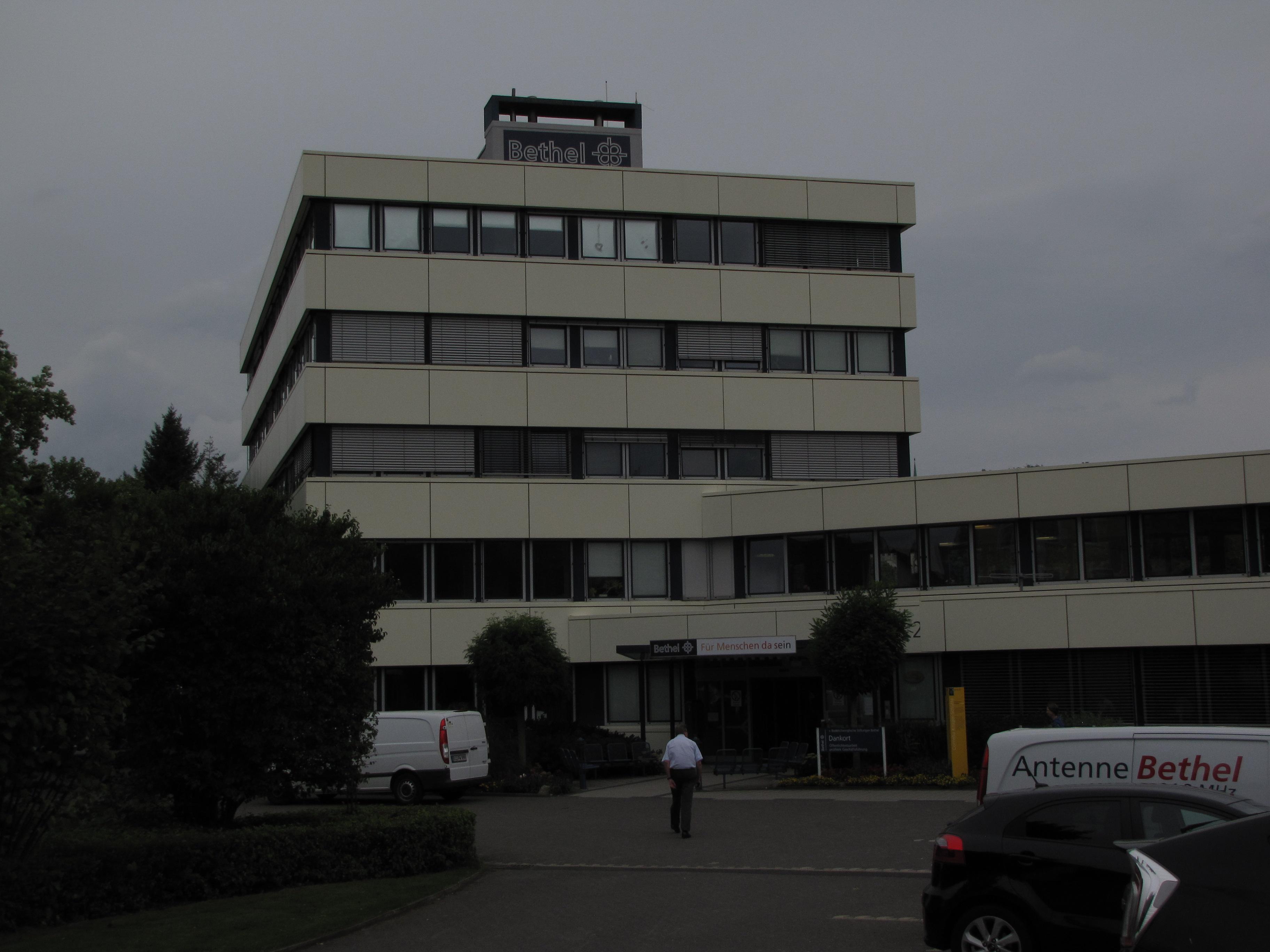 Bethel Bielefeld Bodelschwingsche Anstalten Bielefeld NRW